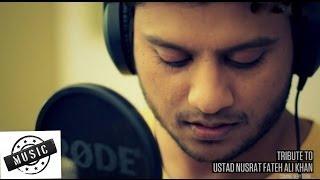 Tu Mera Dil (Tribute to Nusrat Fateh Ali Khan) - Umair Shahzad
