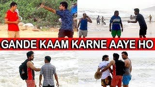 Gande Kaam Karne Aaye Ho - Bakchodi Ki Hadd - Ep 32 - TST