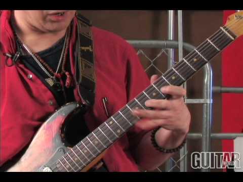 Richard Lloyd - Alchemical Guitarist #2 Guitar Lesson