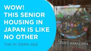 Amazing Japanese Retirement Home and Senior Living that You Will Want to Live in Now