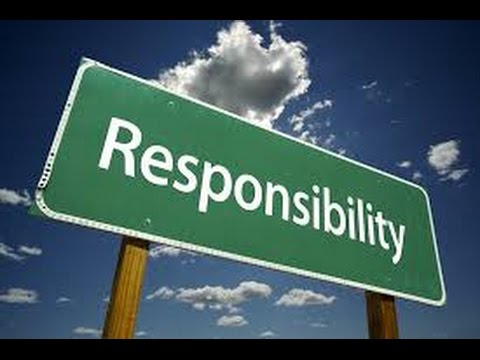 responsibility of student Student conduct & social responsibility: code of student conduct being a member of a community does not mean that we like.
