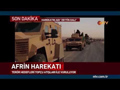 Afrin'deki askeri durum nasıl?