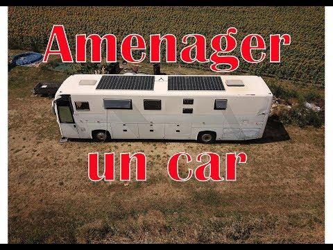 Comment Aménager un bus en camping car - S 03 : EP 10 -création des espaces