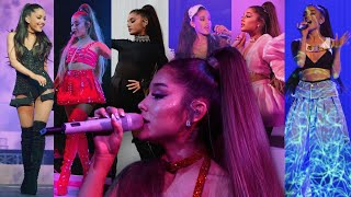 Ariana Grande Tour Outfits Ranked