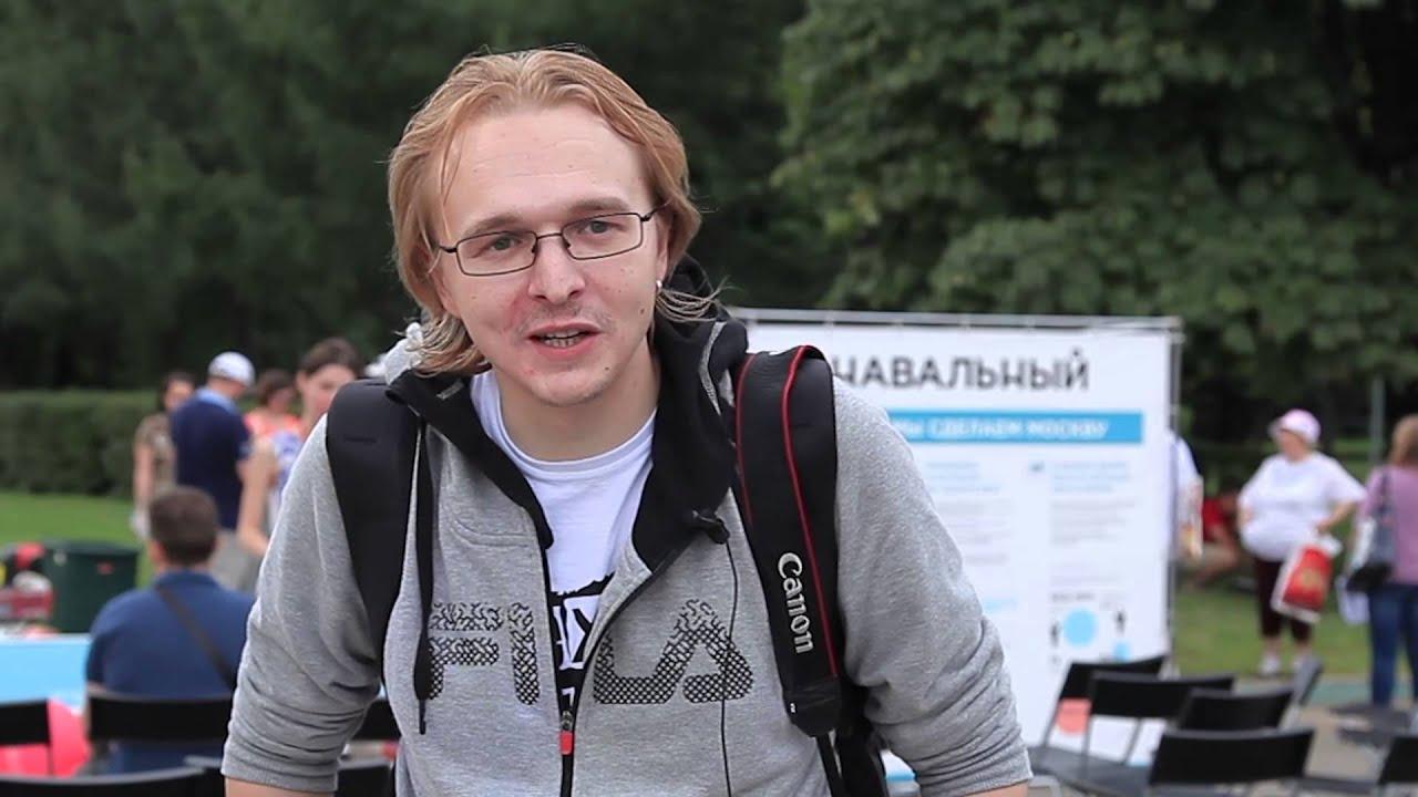 Москвичи о Навальном (часть 3)