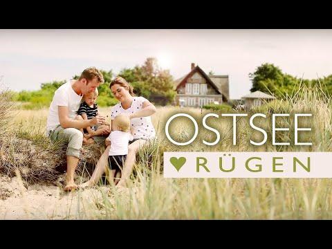 Rügen Urlaub Ostsee Thiessow 2018 - Urlaub in romatischer Filmkulisse - Deutschland Urlaub 2018
