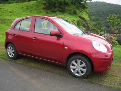 Nissan Micra In India Review Price Youtube