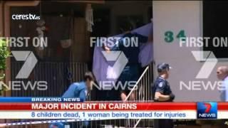Nueva tragedia en Australia: Ocho niños, 7 de ellos hermanos, asesinados a puñaladas por su madre