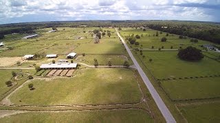 Horse Capital of the World|Ocala Florida|Drone Flight