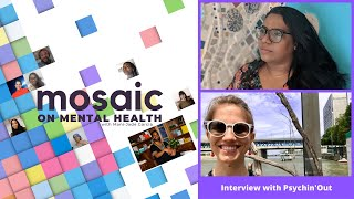 Mosaic, Episode 1: Interview with Psychin' Out (captioned)