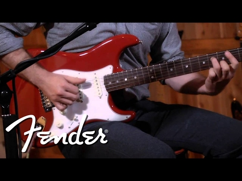 Dawes' Taylor Goldsmith Performs 'From A Window Seat'   Fender