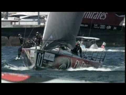 Audi Medcup -Day 3 -  TP 52 - Emirates Team New Zealand confirm their lead