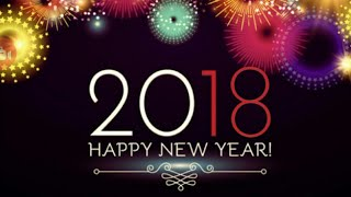 New year 2018 gif images free download Nikhil