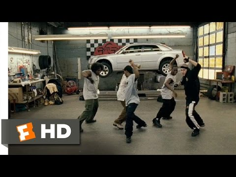 How She Move (4/9) Movie CLIP - It's a Chance, Not a Guarantee (2007) HD