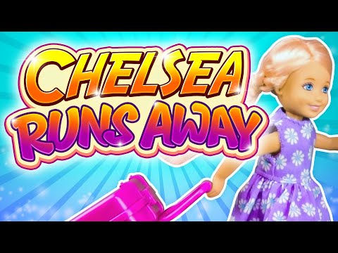 Barbie - Chelsea Runs Away | Ep.23