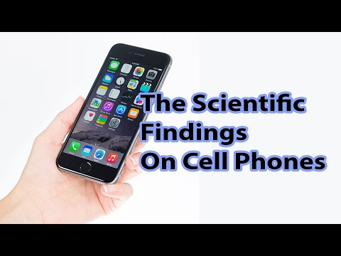 The Scientific Findings They Don't Want You To Know About Cell Phones  - By Theodora Scarato