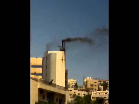 Incineration of Medical Waste in Amman