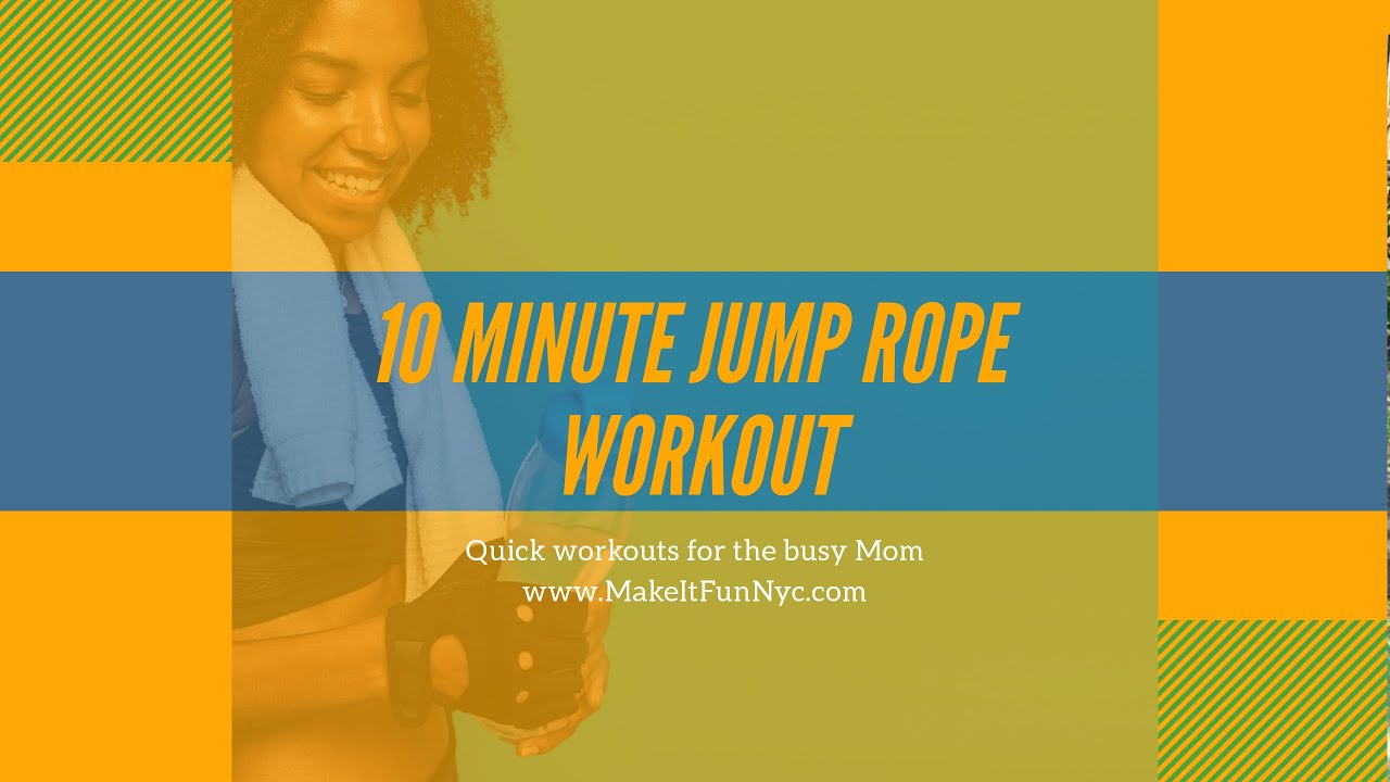 Get Fit Fast By Jumping Rope