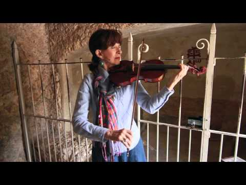 LaDonna Taylor | Update from the Garden Tomb | Israel Tour 2014