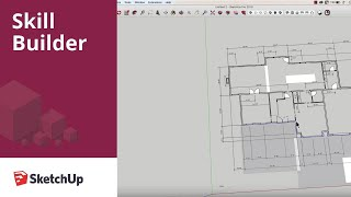 SketchUp Skill Builder: Drawing Exterior Walls