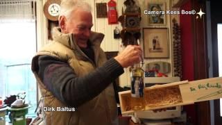 Dirk Baltus en een wijntje van de rechter