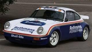 Prodrive Porsche 911 Scrs