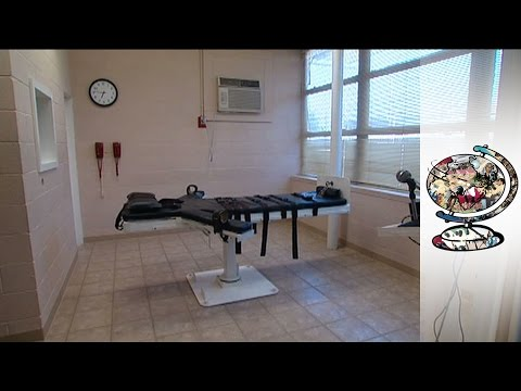 Are Death Row Prisoners in the US Being Literally Tortured to Death?