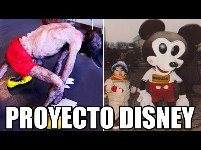 El Proyecto Secreto de DISNEY   El Hombre que se Convirtió en Mickey Mouse..