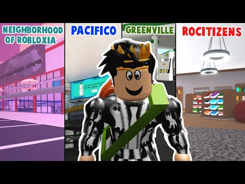 Roblox Free Games That You Can Play My Top List Of Free Town City Games If You Can T Play Bloxburg Youtube