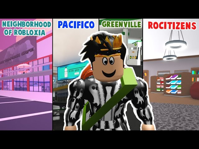 My Top List Of Free Town City Games If You Can T Play Bloxburg
