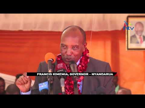 Nyandarua county to supply milk for pupils in fight against drought