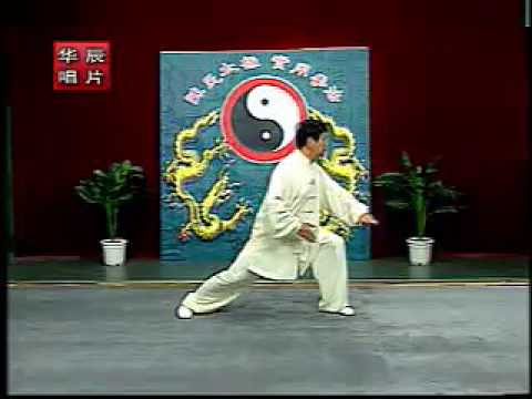Beijing Chen style Tai Chi 1st routine 1/2