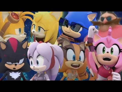 Sonic Boom YTP: The Ultimate Complete First Season Collectio