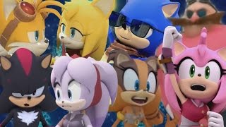 Sonic Boom YTP: The Ultimate Complete First Season Collection!