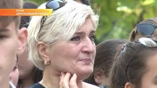 """Беслан в наших сердцах"""": в Сочи сегодня вспоминали жертв террактов. Новости Эфкате"""