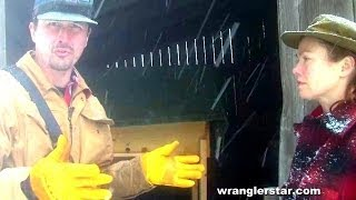 Beekeeping In Winter - Wranglerstar