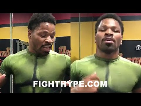 """(WHOA!) SHAWN PORTER HUNTING DOWN DANNY GARCIA; TELLS HIM """"COME HOLLA AT ME ASAP"""" FOR FALL CLASH"""