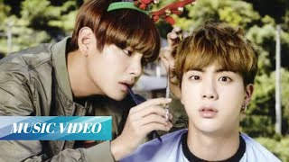 Gambar cover V (방탄소년단) - 'Even If I Die, If You' (Feat. Jin) MV