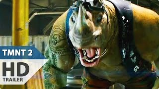 Teenage mutant ninja turtles 2 all trailer & clips (2016) megan fox movie hd