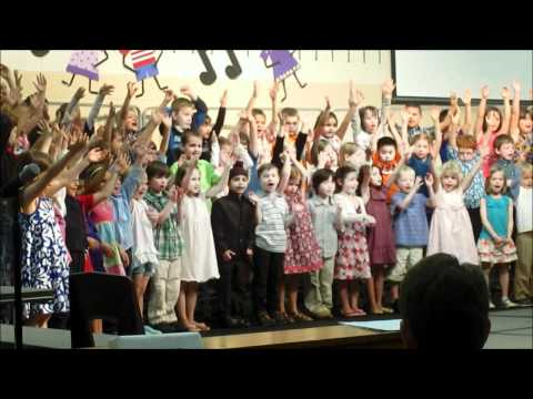 Shannon Park Elementary School kindergarten Program: Dream Big