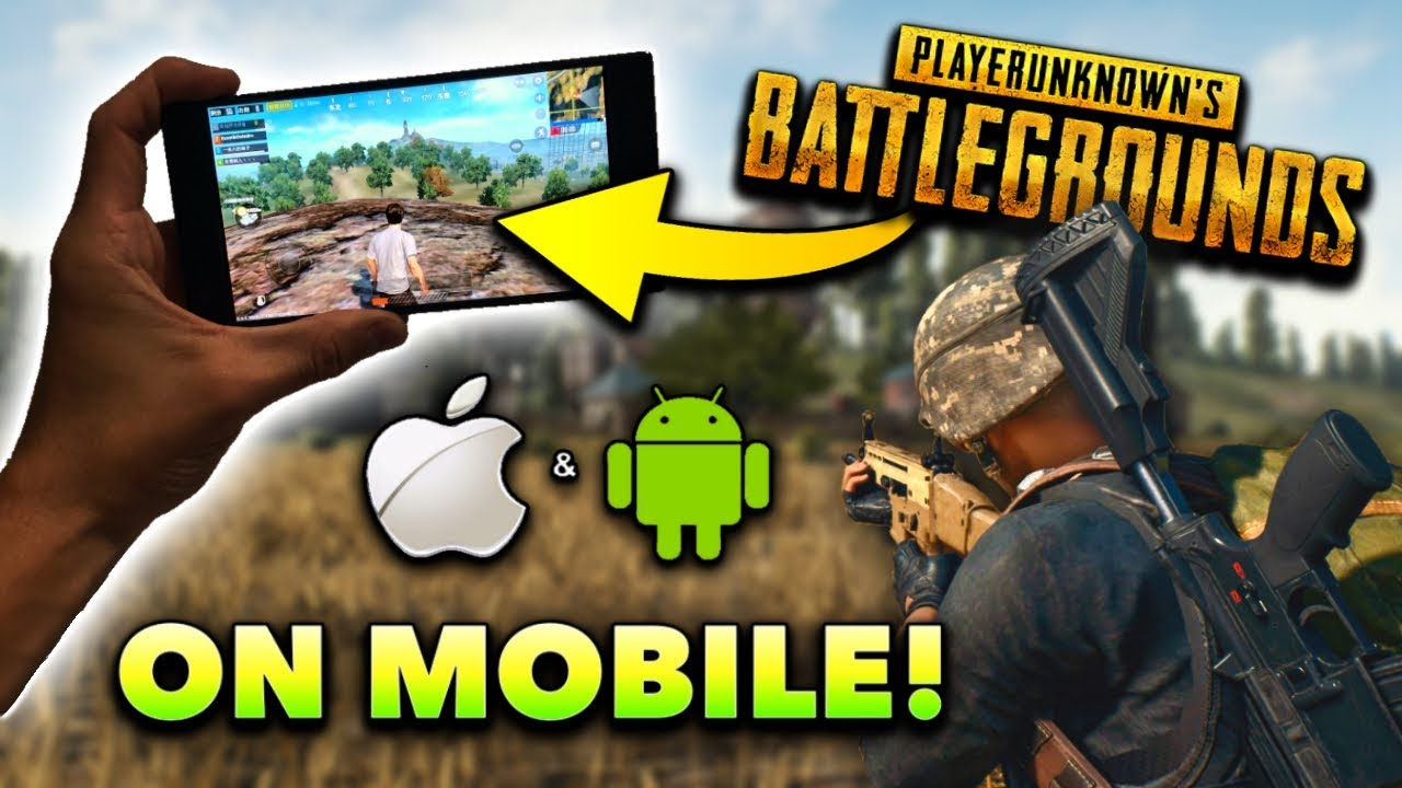 How To Download PUBG On IOS/Android! (PUBG Mobile Tutorial