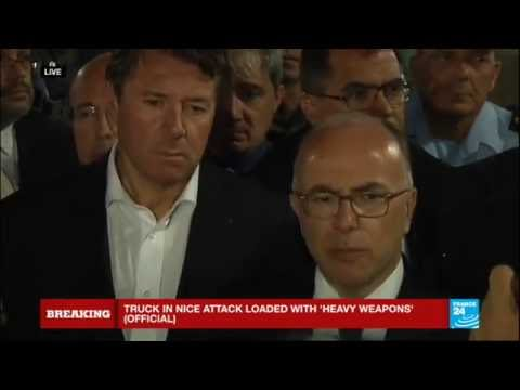 Nice attack: French Interior minister Bernard Cazeneuve shares first investigation details