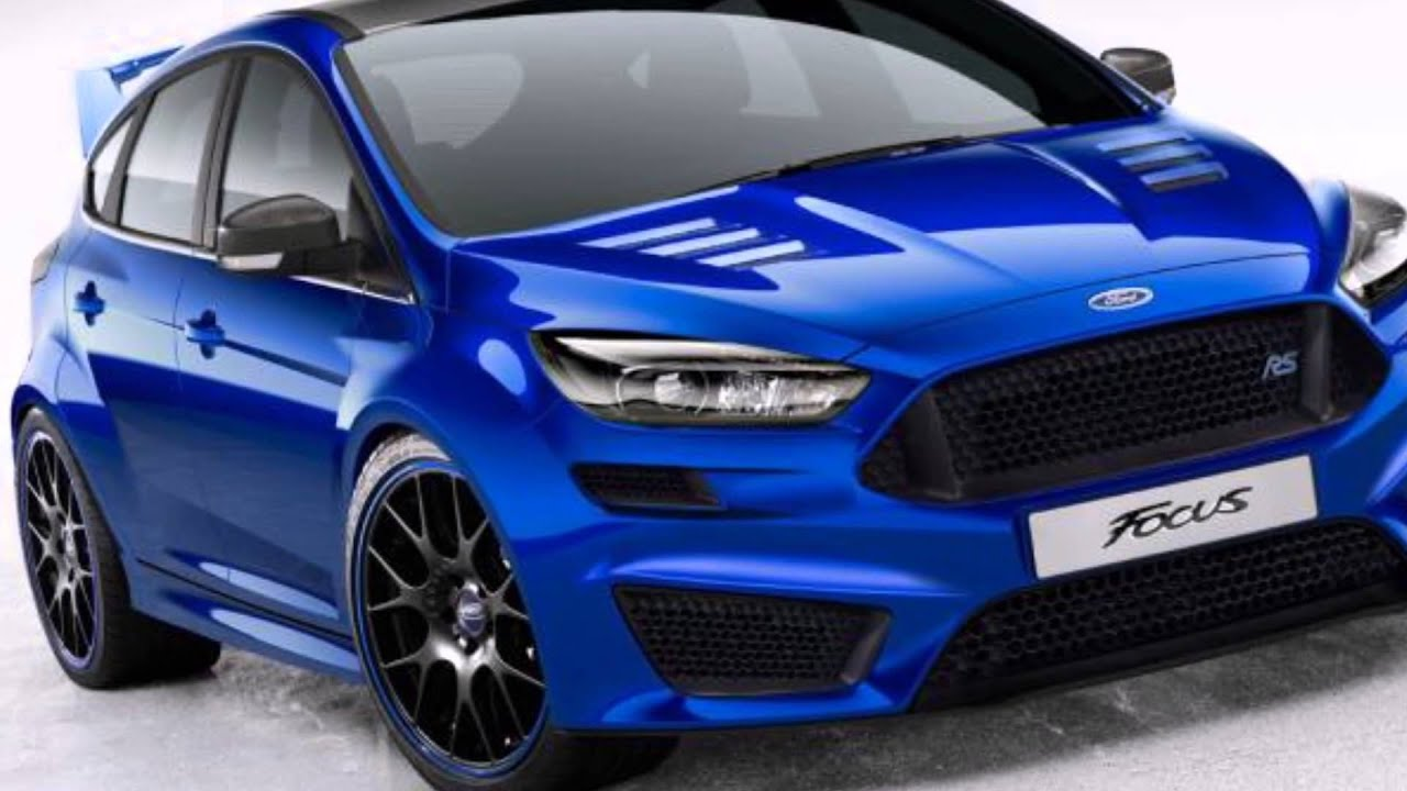 new ford focus rs 2016 teaser youtube. Black Bedroom Furniture Sets. Home Design Ideas
