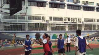 2013-2014 深培中學足球比賽01