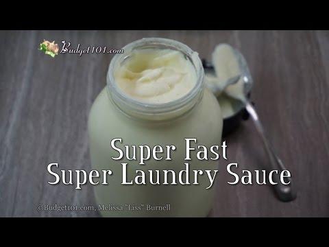 budget101 com super laundry sauce recipe wash 128 loads for under