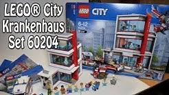 LEGO City Krankenhaus (Review Set 60204)