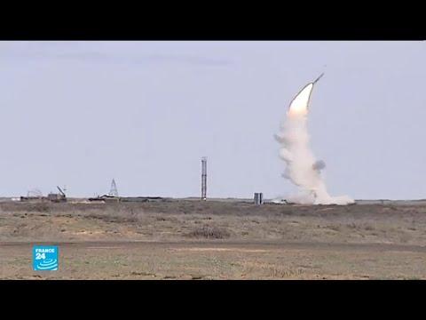 لافروف: روسيا لم تعد ملزمة أخلاقيا بعدم تسليم صواريخ إس-300 للأسد  - نشر قبل 1 ساعة