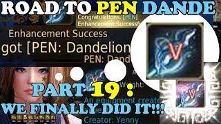 BDO - Road To PEN Dande Part 19 (FINAL): WE FINALLY DID IT!!!
