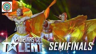 Pilipinas Got Talent Season 5 Live Semifinals: Angel Fire - Belly Dancers