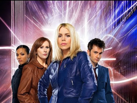 Doctor Who Journey